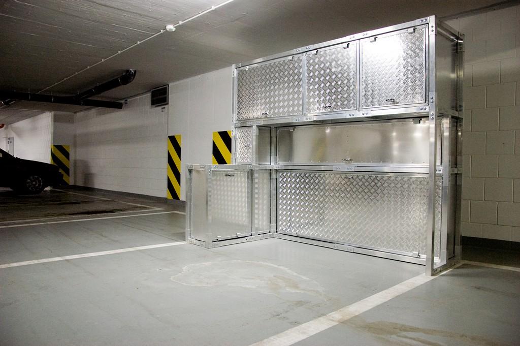 Tiger Aluminium Meble Garazowe Meble Parkingowe Zabudowy
